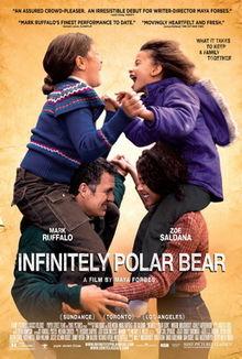 poster Infinitely Polar Bear (2014)