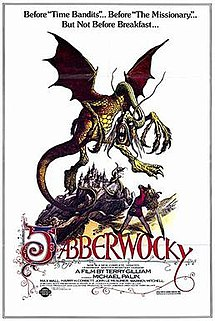 poster Jabberwocky (1977)