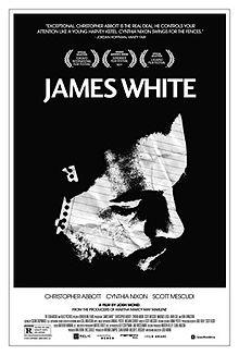 poster James White (2015)