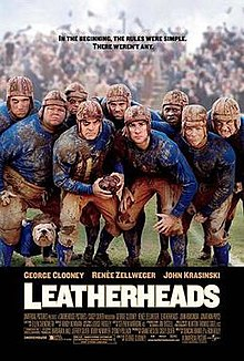 poster Leatherheads (2008)