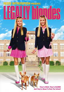 poster Legally Blondes (Video 2009)