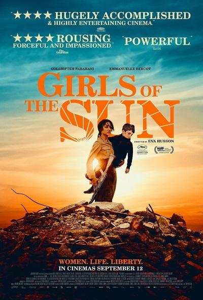 poster Les filles du soleil (2018)