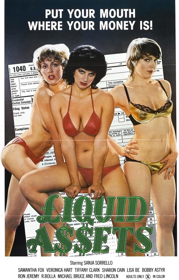 poster Liquid Assets (1982)