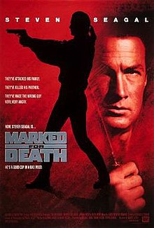 poster Marked for Death (1990)