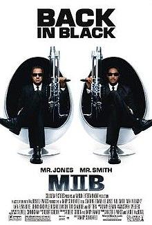poster Men in Black II (2002)