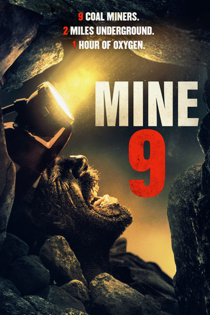 poster Mine 9 (2019)