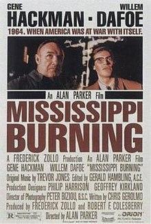 poster Mississippi Burning (1988)