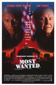 poster Most Wanted (1997)