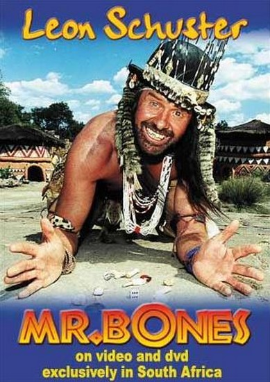 poster Mr. Bones (2001)