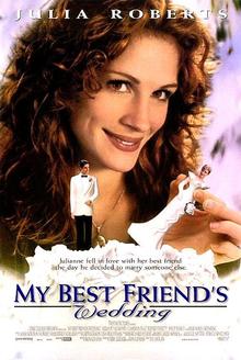 poster My Best Friend's Wedding (1997)
