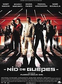poster Nid de guepes (2002)