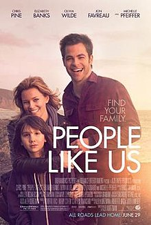 poster People Like Us (2012)