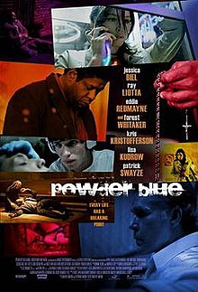 poster Powder Blue (2009)