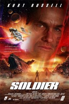 poster Soldier (1998)