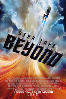 poster Star Trek Beyond (2016)
