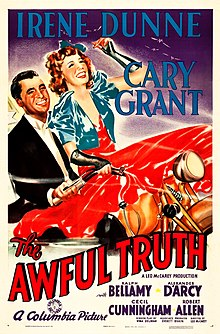 poster The Awful Truth (1937)