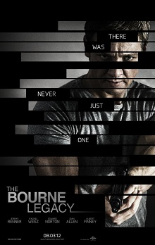 poster The Bourne Legacy (2012)