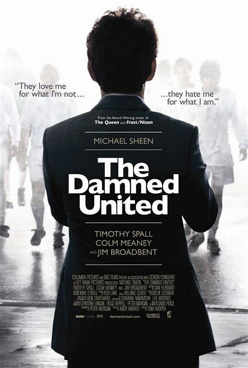 poster The Damned United (2009)