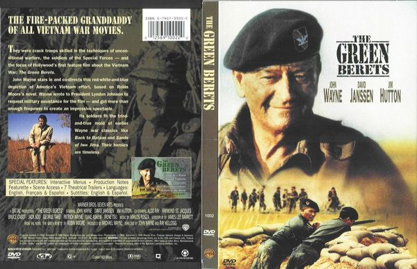 poster The Green Berets (1968)