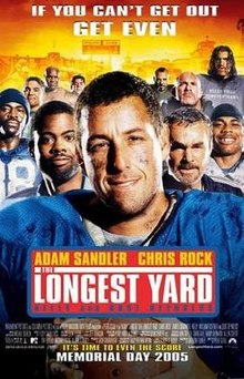 poster The Longest Yard (2005)