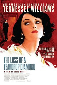 poster The Loss of a Teardrop Diamond (2008)