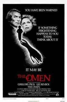 poster The Omen (1976)