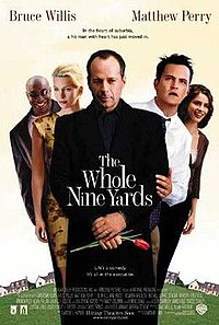 poster The Whole Nine Yards (2000)