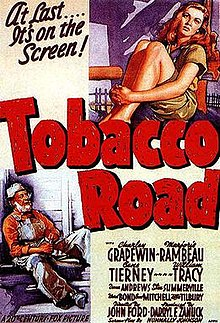 poster Tobacco Road (1941)