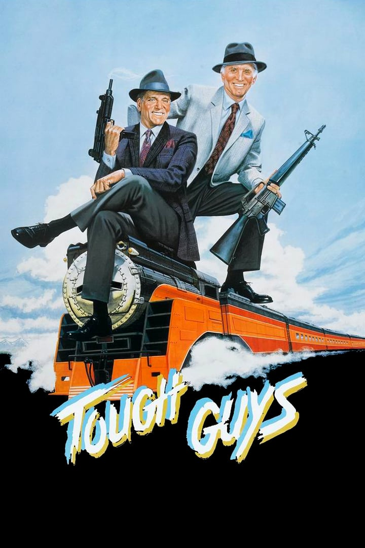 poster Tough Guys (1986)