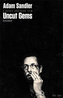 poster Uncut Gems (2019)