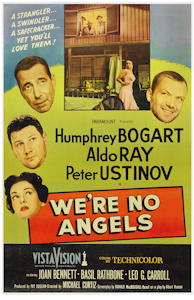 poster We're No Angels (1955)