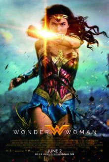 poster Wonder Woman (2017)