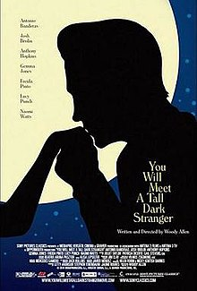 poster You Will Meet a Tall Dark Stranger (2010)