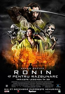 poster 47 Ronin (2013)