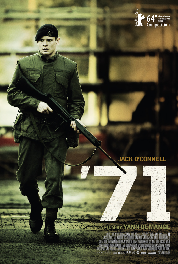 poster '71 (2014)