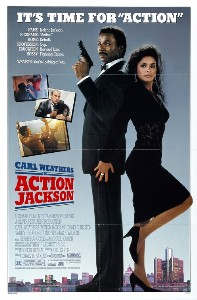 poster Action Jackson (1988)