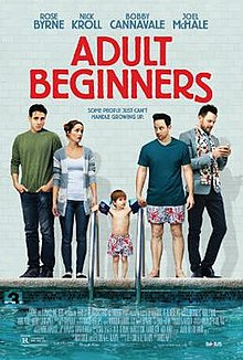 poster Adult Beginners (2014)