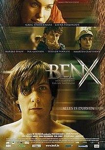 poster Ben X (2007)