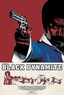 poster Black Dynamite (2009)