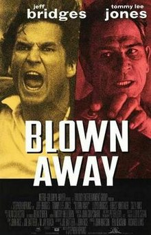 poster Blown Away (1994)