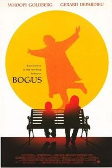 poster Bogus (1996)