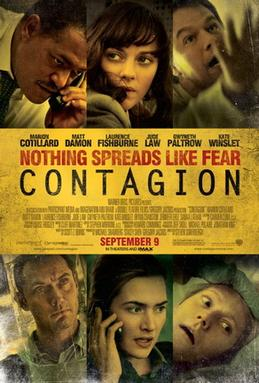 poster Contagion (2011)