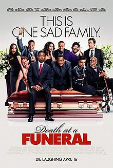 poster Death at a Funeral (2010)