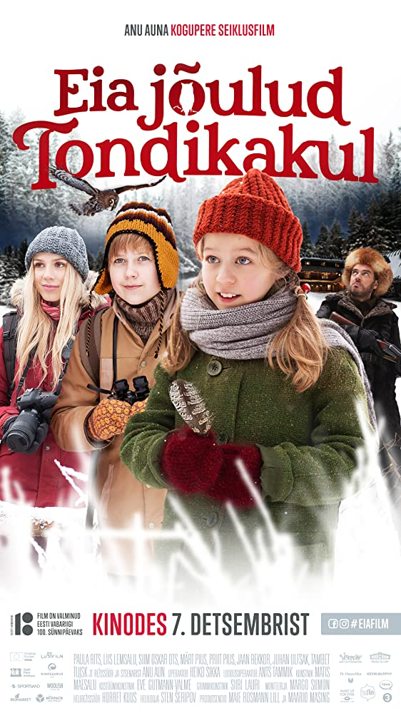 poster Eia joulud Tondikakul (2018)