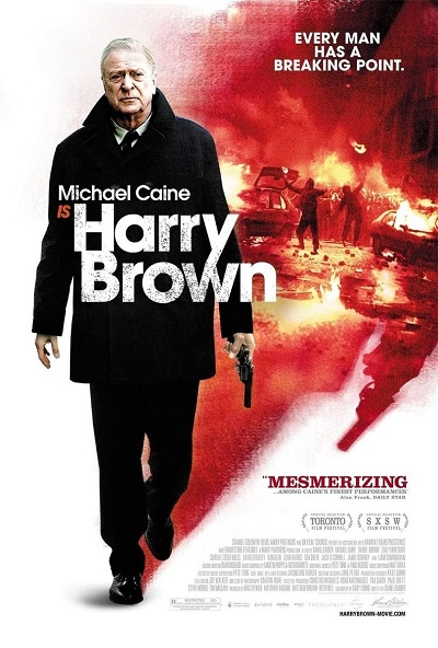 poster Harry Brown (2009)