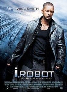 poster I, Robot (2004)