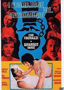 poster I fuorilegge del matrimonio (1963)