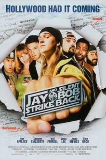 poster Jay and Silent Bob Strike Back (2001)ț