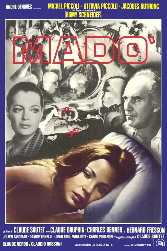 poster Mado (1976)