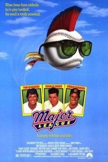 poster Major League (1989)
